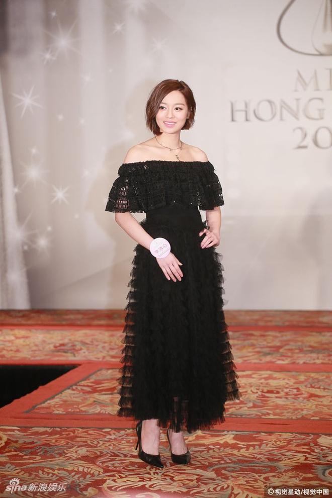 Top 12 Hoa hậu Hong Kong vừa lùn vừa kém nổi bật - Ảnh 7.