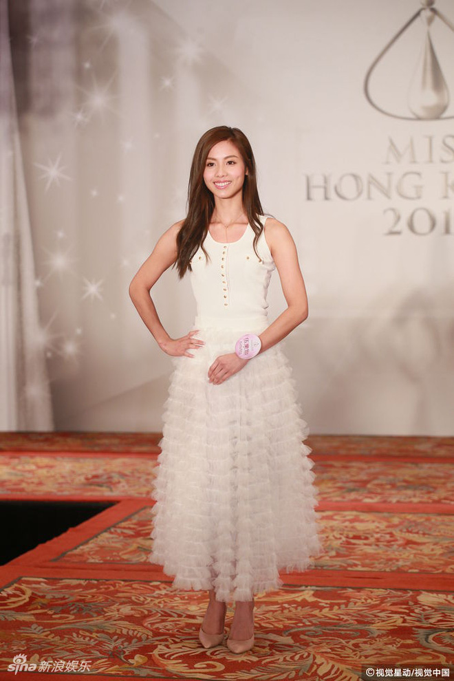 Top 12 Hoa hậu Hong Kong vừa lùn vừa kém nổi bật - Ảnh 10.