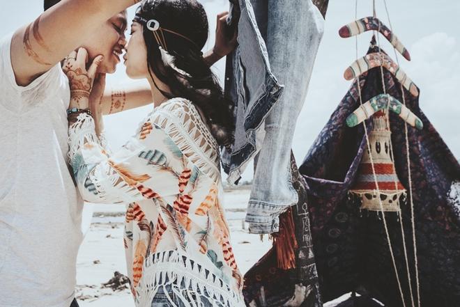 Cầu hôn nợ nhẫn và bộ ảnh cưới không giống ai của cặp đôi thích xách xe ăn vặt - Ảnh 12.