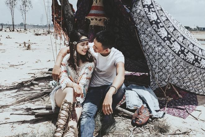 Cầu hôn nợ nhẫn và bộ ảnh cưới không giống ai của cặp đôi thích xách xe ăn vặt - Ảnh 7.