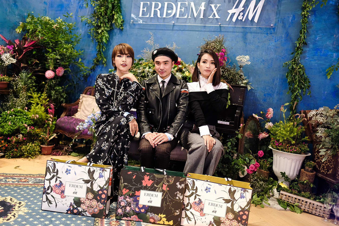 MC Hoàng Oanh khác lạ với mái tóc tém siêu cá tính trải nghiệm mua sắm ERDEM x H&M tại Philippines - Ảnh 7.