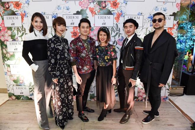 MC Hoàng Oanh khác lạ với mái tóc tém siêu cá tính trải nghiệm mua sắm ERDEM x H&M tại Philippines - Ảnh 8.