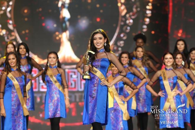 Người đẹp Peru đăng quang Miss Grand International 2017 - Ảnh 8.