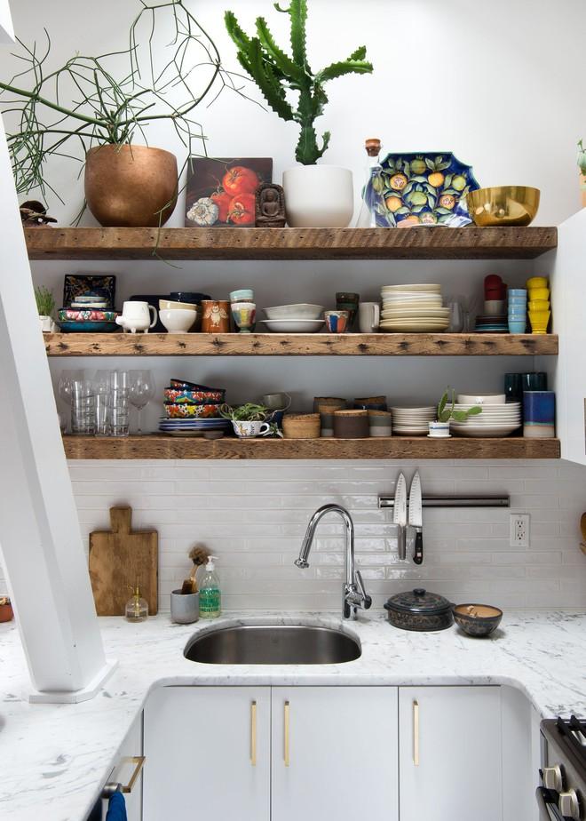 Chỉ khoảng 5m² nhưng căn bếp này chính là giấc mơ của các bà nội trợ - Ảnh 4.