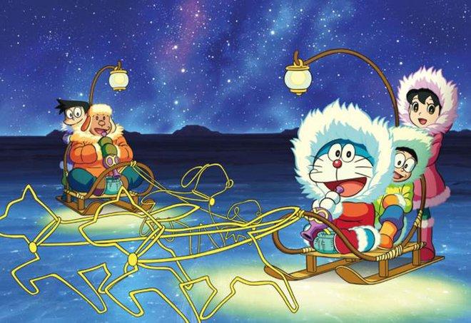 Những điều khiến Doraemon 2017 đánh cắp trái tim khán giả - Ảnh 1.