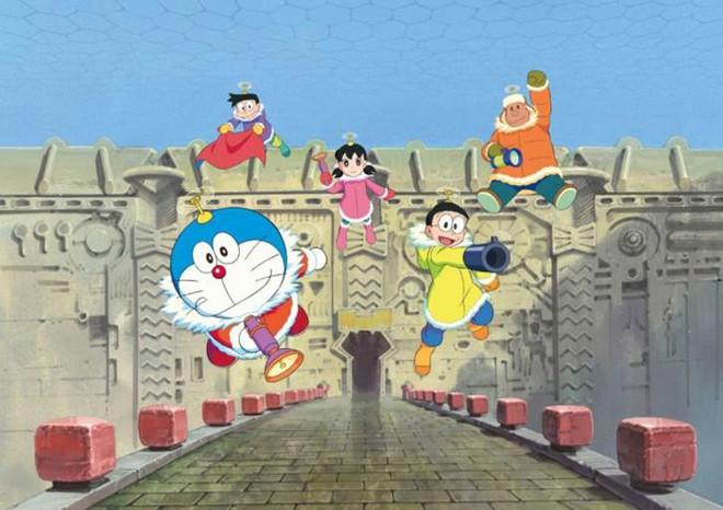Những điều khiến Doraemon 2017 đánh cắp trái tim khán giả - Ảnh 3.