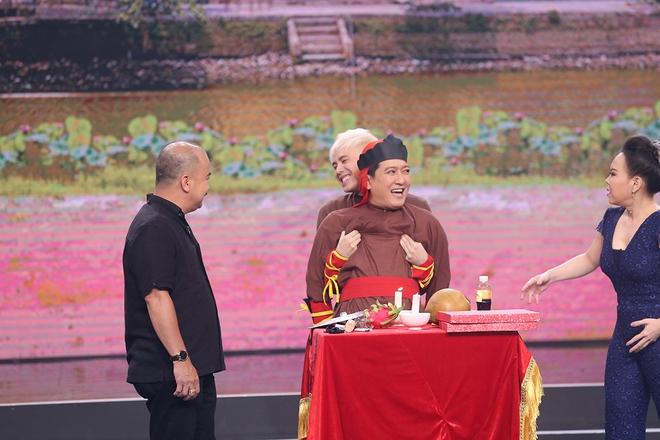 Trường Giang nổi giận, ghen tức vì Trịnh Thăng Bình đắt show hơn mình - Ảnh 3.
