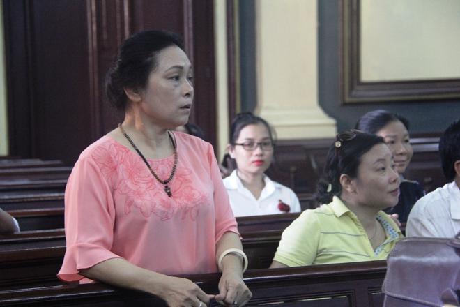 Tiếp tục xét xử vụ hoa hậu Phương Nga bị đại gia tố lừa đảo 16,5 tỷ đồng - Ảnh 4.