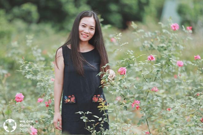 Chuyện của trưởng phòng luật sở hữu 4 ha trang trại trồng hoa hồng giống cổ không hóa chất đẹp như mơ - Ảnh 4.