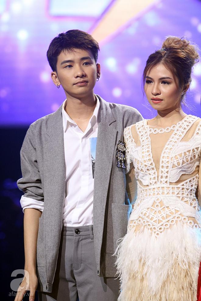 Hari Won gây bất ngờ khi nhận xét nữ thí sinh xinh đẹp là con quỷ - Ảnh 11.