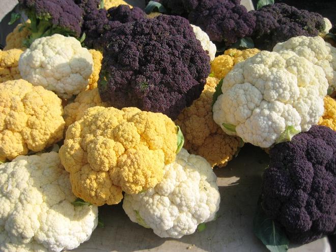 Những loại rau củ rực rỡ sắc màu khiến nhiều người không tin chúng có thật - Ảnh 6.