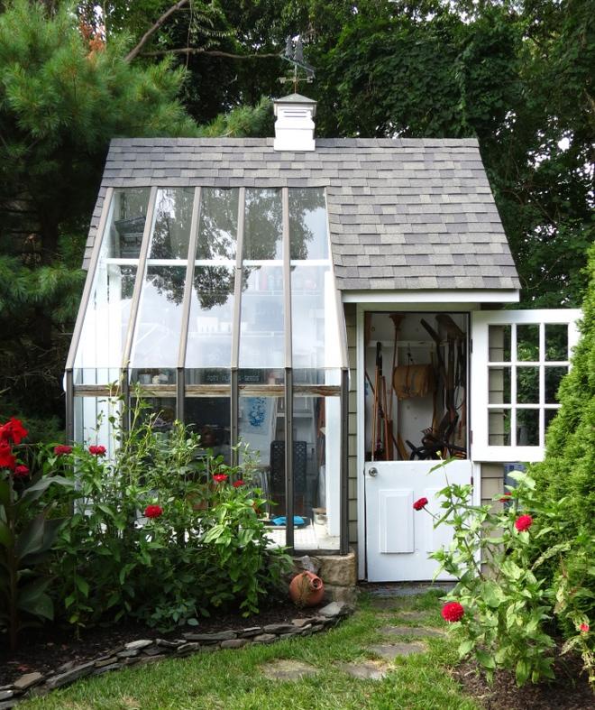 Những ngôi nhà nhỏ trong vườn khiến bạn như được lạc vào thế giới cổ tích - Ảnh 11.