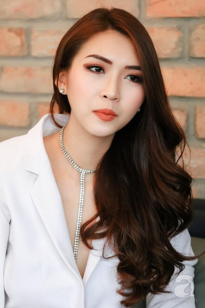 Hoa hậu Tường Linh: Mỗi ngày ngủ được 2 tiếng, nói thí sinh The Face như hot girl kem trộn là thiếu công bằng! - Ảnh 10.