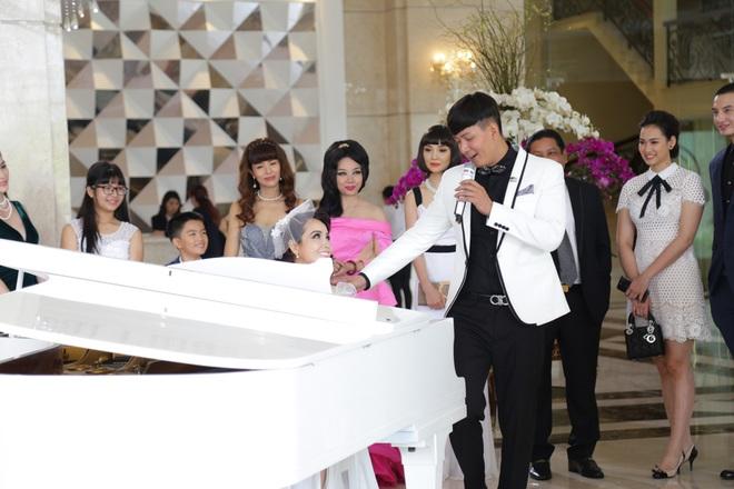 Mai Thu Huyền - Bình Minh bất ngờ tổ chức đám cưới ngọt ngào - Ảnh 2.