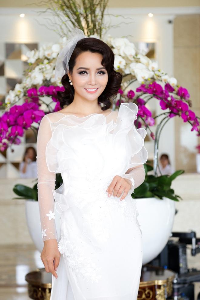 Mai Thu Huyền - Bình Minh bất ngờ tổ chức đám cưới ngọt ngào - Ảnh 1.