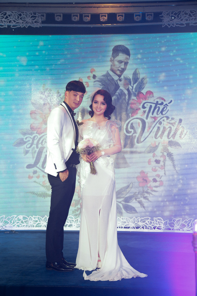 Mai Thu Huyền - Bình Minh bất ngờ tổ chức đám cưới ngọt ngào - Ảnh 5.