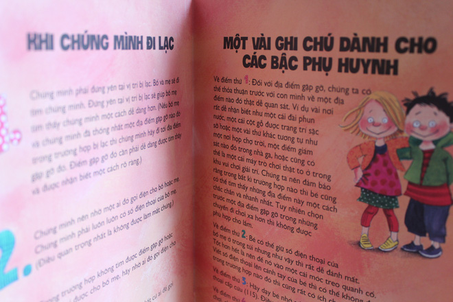3 bài học trẻ em Đức được dạy để biết tự bảo vệ cơ thể mình - Ảnh 3.