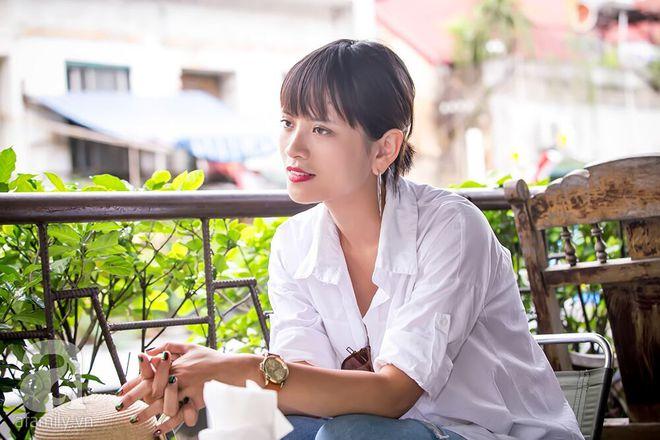 'Bồ mới' Phan Hải: Tôi đóng cảnh nóng với Việt Anh nhưng chưa từng trò chuyện với anh ấy ngoài đời! 2
