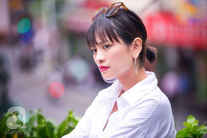 'Bồ mới' Phan Hải: Tôi đóng cảnh nóng với Việt Anh nhưng chưa từng trò chuyện với anh ấy ngoài đời! 6