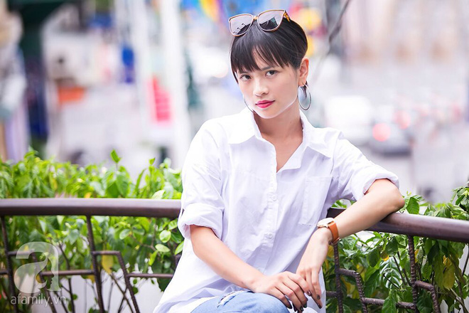 'Bồ mới' Phan Hải: Tôi đóng cảnh nóng với Việt Anh nhưng chưa từng trò chuyện với anh ấy ngoài đời! 7