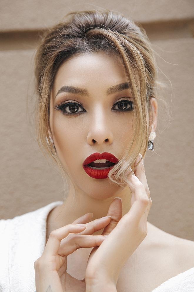 Lilly Nguyễn bất ngờ đòi thi Hoa hậu Hoàn vũ Việt Nam 2017 - Ảnh 6.