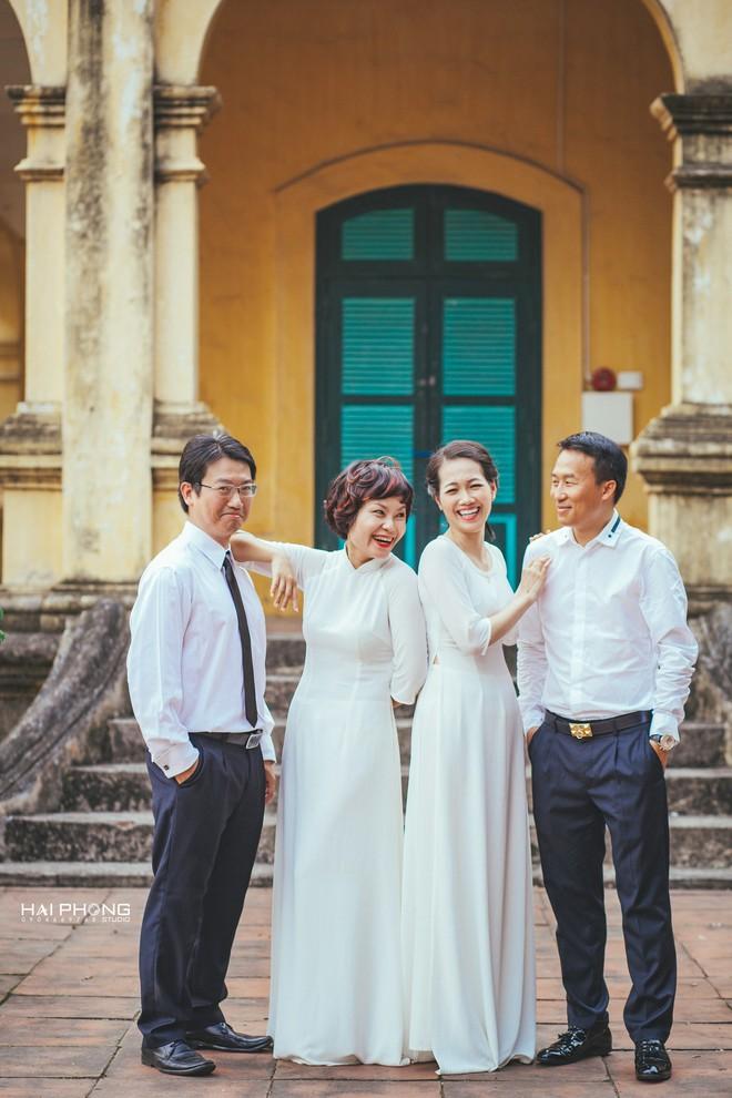 Bộ ảnh kỷ niệm 20 năm hội bạn thân Hà Nội sẽ khiến ta thầm mong một tình bạn như thế - Ảnh 6.