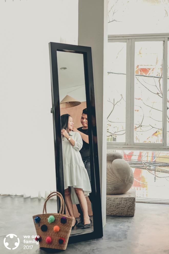Đặng Trầm: Phụ nữ là trung tâm của gia đình, họ được vui vẻ, cởi mở thì gia đình sẽ hạnh phúc trọn vẹn - Ảnh 7.