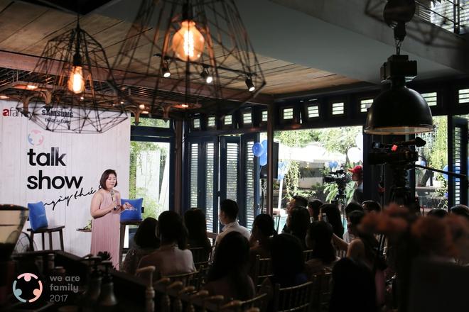 Workshop Ngày thứ 8 của mẹ tại Sài Gòn - Buổi tiệc chiều nho nhỏ truyền đam mê cho rất nhiều phụ nữ - Ảnh 17.