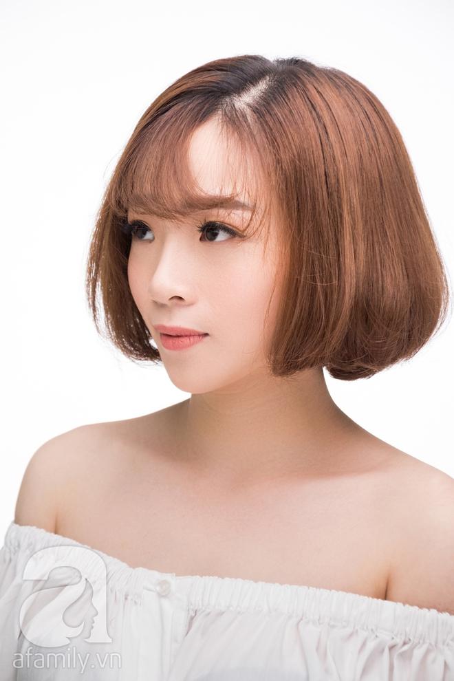 Mái tóc ngắn dù mỏng, thưa thớt cũng dày bồng bềnh hơn hẳn với 3 cách tạo kiểu đơn giản - Ảnh 3.