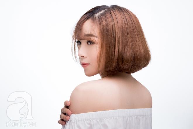 Mái tóc ngắn dù mỏng, thưa thớt cũng dày bồng bềnh hơn hẳn với 3 cách tạo kiểu đơn giản - Ảnh 5.