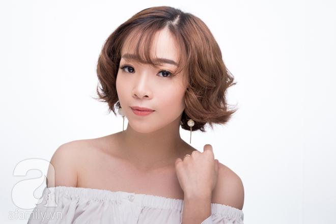 Mái tóc ngắn dù mỏng, thưa thớt cũng dày bồng bềnh hơn hẳn với 3 cách tạo kiểu đơn giản - Ảnh 6.