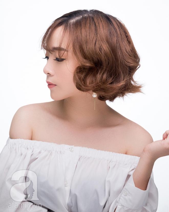 Mái tóc ngắn dù mỏng, thưa thớt cũng dày bồng bềnh hơn hẳn với 3 cách tạo kiểu đơn giản - Ảnh 7.