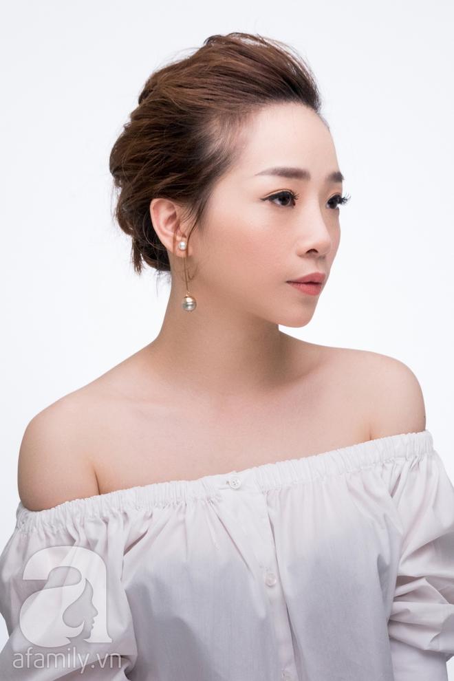 Mái tóc ngắn dù mỏng, thưa thớt cũng dày bồng bềnh hơn hẳn với 3 cách tạo kiểu đơn giản - Ảnh 8.