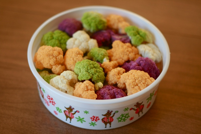 Những loại rau củ rực rỡ sắc màu khiến nhiều người không tin chúng có thật - Ảnh 7.