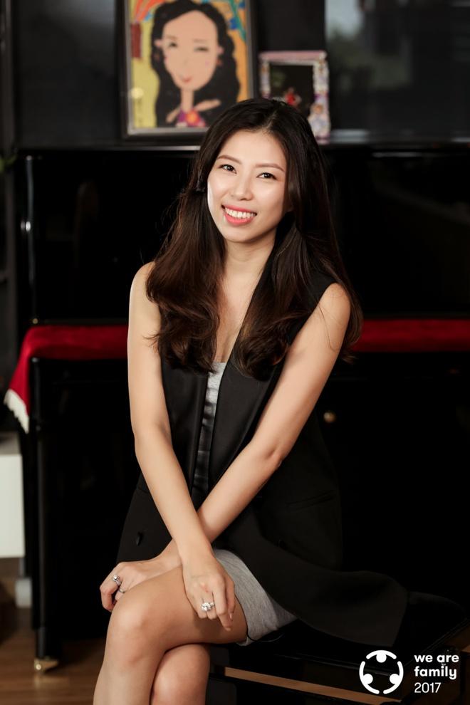 Tô Hồng Vân - bà mẹ quyết đổi nghề khi đã có 3 con: Bởi đam mê luôn nằm trong tim - Ảnh 6.