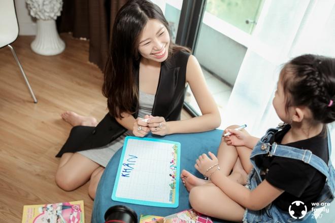 Tô Hồng Vân - bà mẹ quyết đổi nghề khi đã có 3 con: Bởi đam mê luôn nằm trong tim - Ảnh 4.