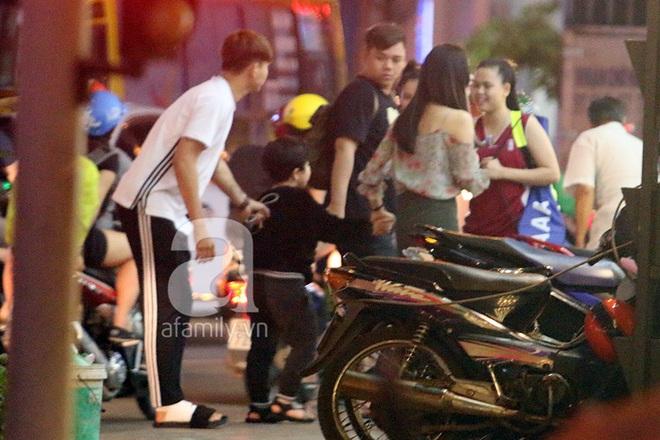 Độc quyền: Trương Quỳnh Anh - Tim tình tứ khoác tay nhau tại nơi công cộng sau khi xuất hiện tin ly hôn - Ảnh 15.