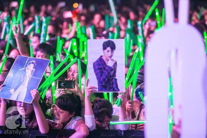 Fan ngất xỉu trong liveshow miễn phí dành cho 20.000 khán giả của Noo Phước Thịnh - Ảnh 1.