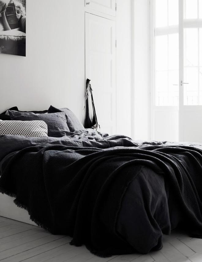 Muốn có phòng ngủ chuẩn phong cách Scandinavian thì không thể bỏ qua 4 điều này - Ảnh 1.