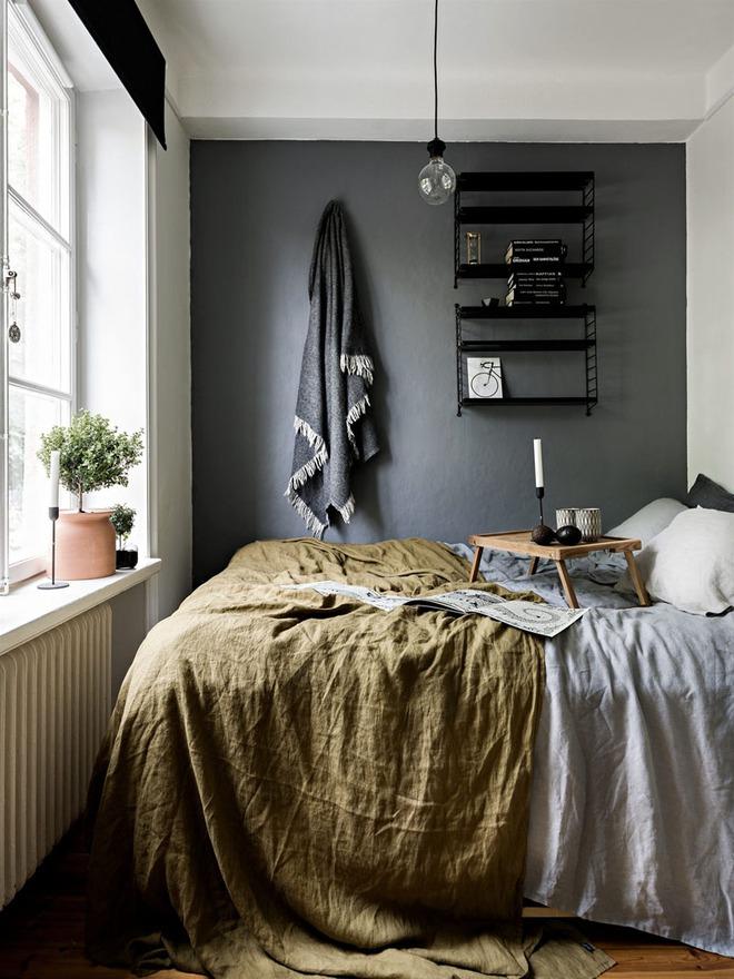 Muốn có phòng ngủ chuẩn phong cách Scandinavian thì không thể bỏ qua 4 điều này - Ảnh 3.