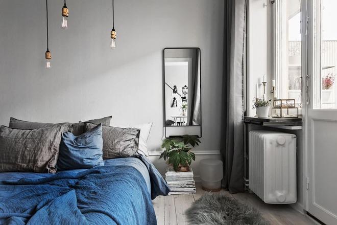 Muốn có phòng ngủ chuẩn phong cách Scandinavian thì không thể bỏ qua 4 điều này - Ảnh 4.