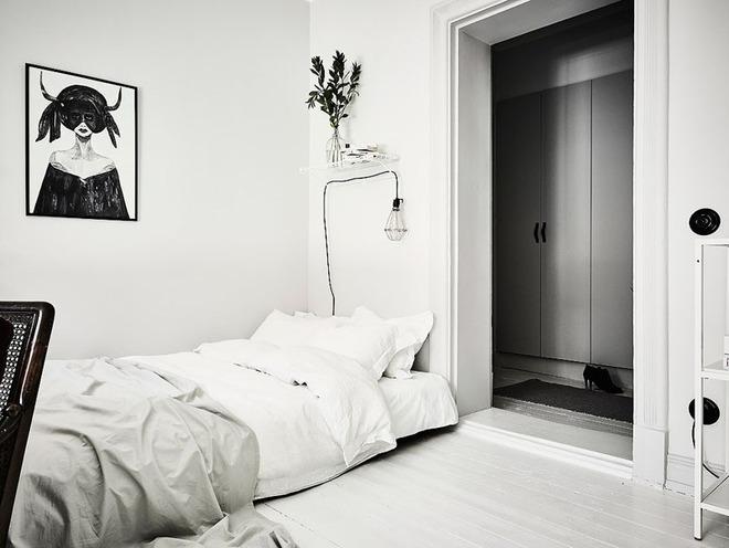 Muốn có phòng ngủ chuẩn phong cách Scandinavian thì không thể bỏ qua 4 điều này - Ảnh 5.