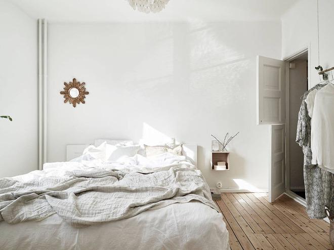 Muốn có phòng ngủ chuẩn phong cách Scandinavian thì không thể bỏ qua 4 điều này - Ảnh 6.