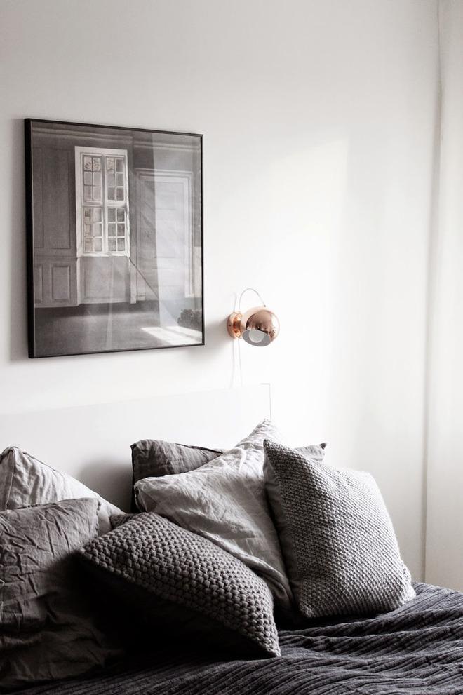 Muốn có phòng ngủ chuẩn phong cách Scandinavian thì không thể bỏ qua 4 điều này - Ảnh 7.