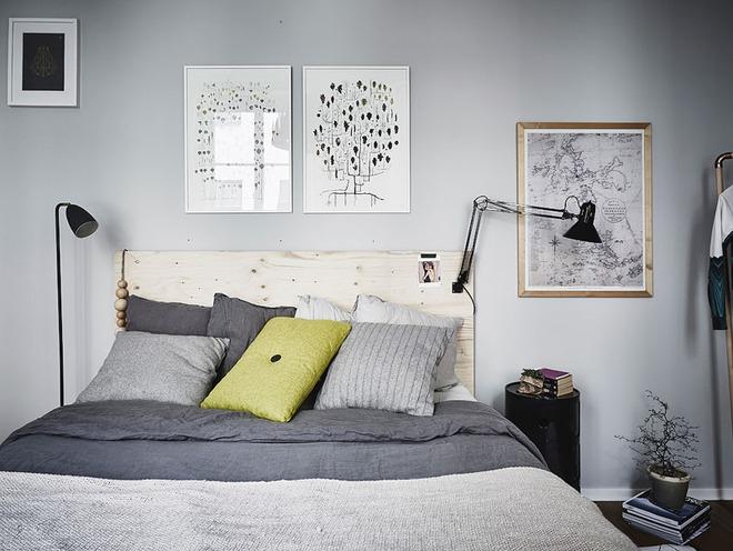 Muốn có phòng ngủ chuẩn phong cách Scandinavian thì không thể bỏ qua 4 điều này - Ảnh 8.
