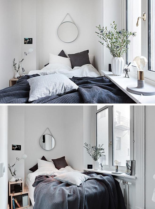 Muốn có phòng ngủ chuẩn phong cách Scandinavian thì không thể bỏ qua 4 điều này - Ảnh 10.