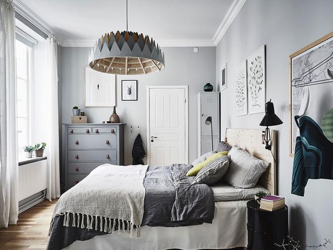 Muốn có phòng ngủ chuẩn phong cách Scandinavian thì không thể bỏ qua 4 điều này - Ảnh 17.