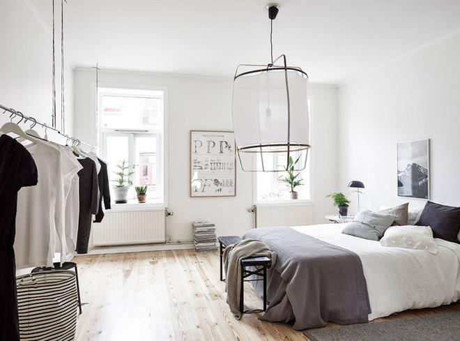 Muốn có phòng ngủ chuẩn phong cách Scandinavian thì không thể bỏ qua 4 điều này - Ảnh 18.