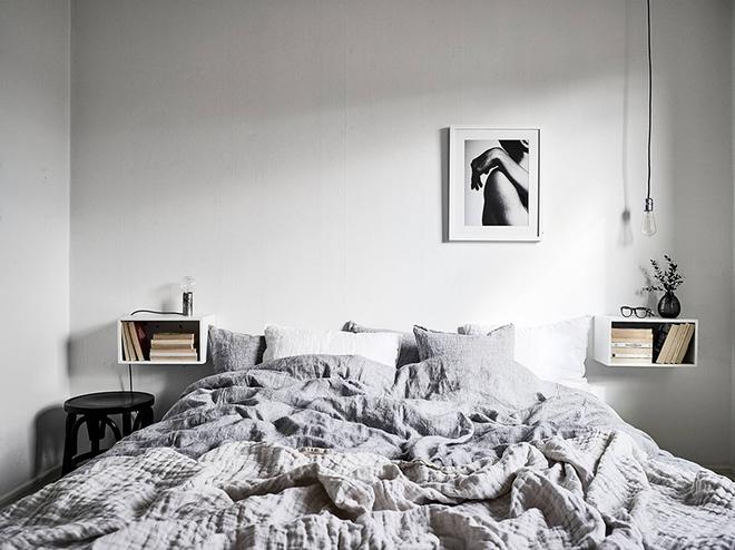 Muốn có phòng ngủ chuẩn phong cách Scandinavian thì không thể bỏ qua 4 điều này - Ảnh 20.