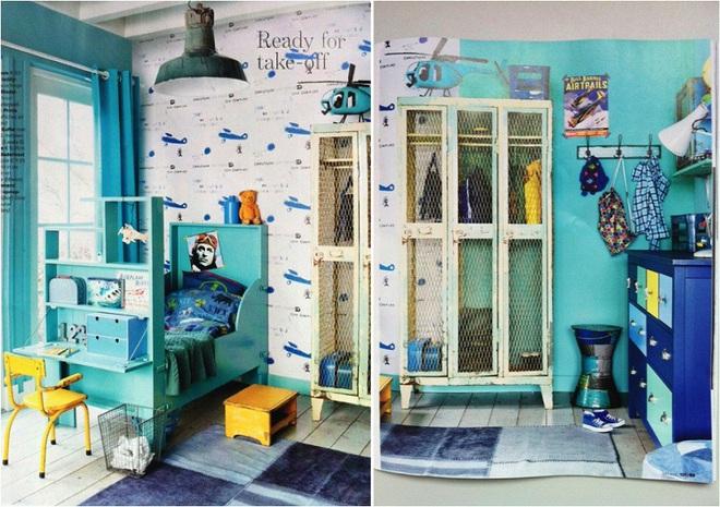 Góc học lỏm: Biến tấu phòng ngủ của bé theo phong cách vintage vô cùng hấp dẫn - Ảnh 5.